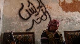 Free Syrian Army: الجيش السوري الحر
